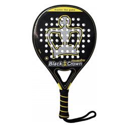 Black Crown padel rackets
